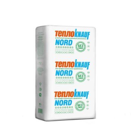 Утеплитель ТеплоKnauf Nord 35 (1230x610x50мм, 12 плит, 9м2, 0.45м3)