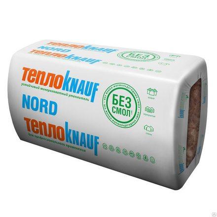 Утеплитель ТеплоKnauf Nord 35 (1230x610x100мм, 6 плит, 4.5м2, 0.45м3)