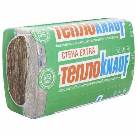 Утеплитель ТеплоKnauf Стена Экстра (1000x600x50мм, 10 плит, 6м2, 0.3м3)