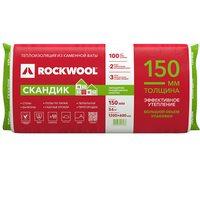 Rockwool Скандик XL 150мм