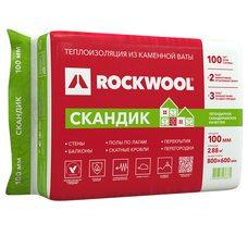 Rockwool Скандик 100мм
