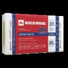 Утеплитель Rockwool Флор Баттс (1000х600х25мм, 8 плит, 4.8м2, 0.12м3)