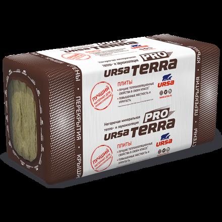Утеплитель URSA Terra 34PN Pro (1250х610х50мм, 24 плиты, 18.3м2, 0.915м3)