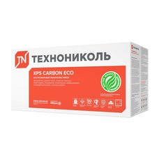 XPS ТехноНиколь Carbon Eco SP 100мм