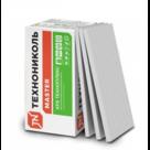 Экструд. пенополистирол (XPS) Технониколь Техноплекс FAS/2 S/1 (1180х580х100мм, 4 плиты, 2.738м2, 0.2738м3)