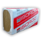 Каменная вата ISOROC Изолайт Люкс (1000х600х50мм, 8 плит, 4.8м2, 0.24м3)