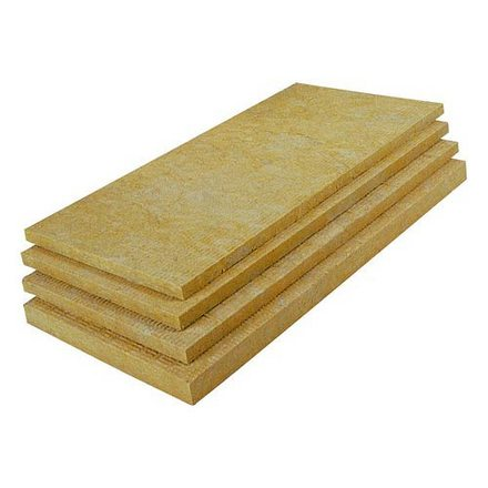 Каменная вата ISOROC Изолайт (1000х500х100мм, 4 плиты, 2м2, 0.2м3)