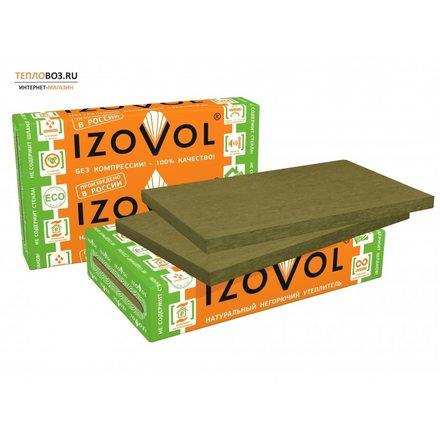 Утеплитель Изовол Ф-120 (1000х600х50мм, 5 плит, 3м2, 0.15м3)